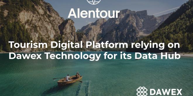 ألونتور منصة رقمية لمحترفي السياحة تعتمد على تكنولوجيا داوكس في بياناتها
